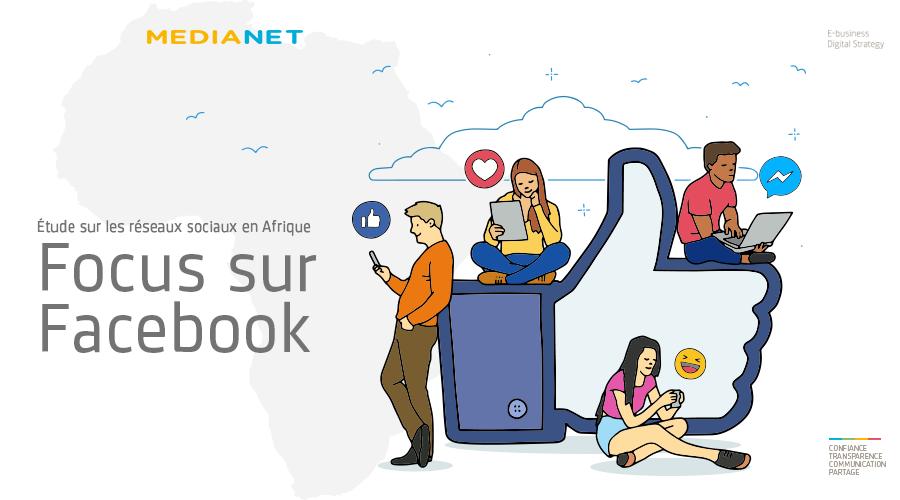 Étude sur les réseaux sociaux en Afrique : Focus sur Facebook !
