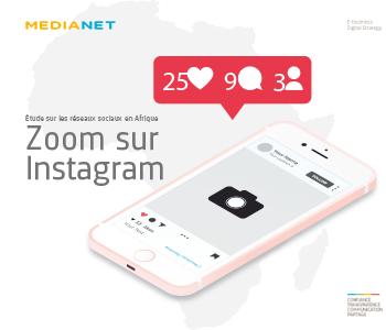 Étude sur les réseaux sociaux en Afrique : zoom sur Instagram